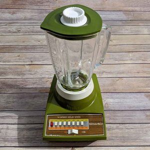 Vintage Sears Solid State Blender